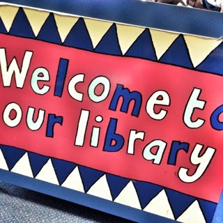 Encouraging the Bookworm Bug – joining the library.