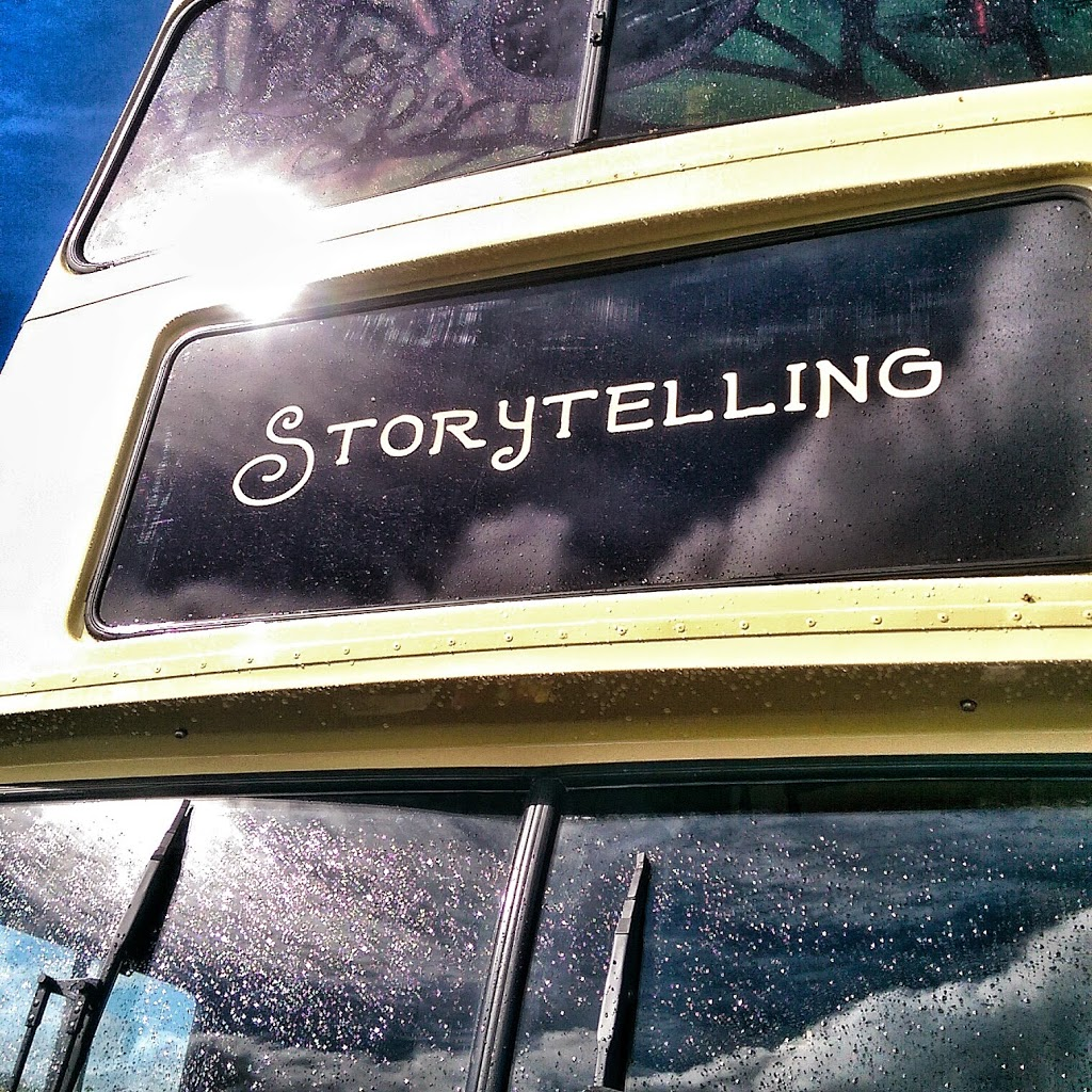 Once Upon a Storybus comes to Maidenhead.