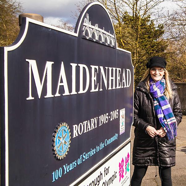 About Me - Jodie Harris, Maidenhead Mum