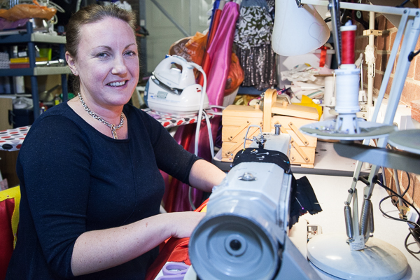 Jo from Jem Sewing Alterations