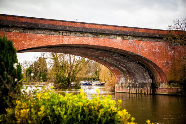 Brunel's Railway Bridge Maidenhead