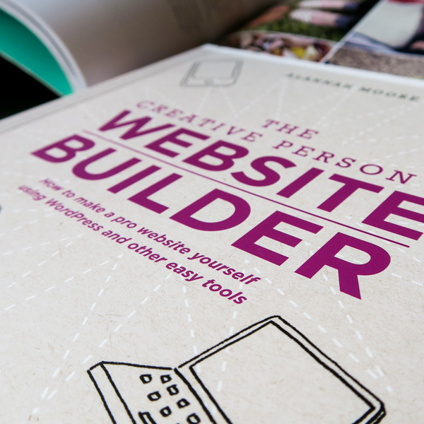 Website building textbooks