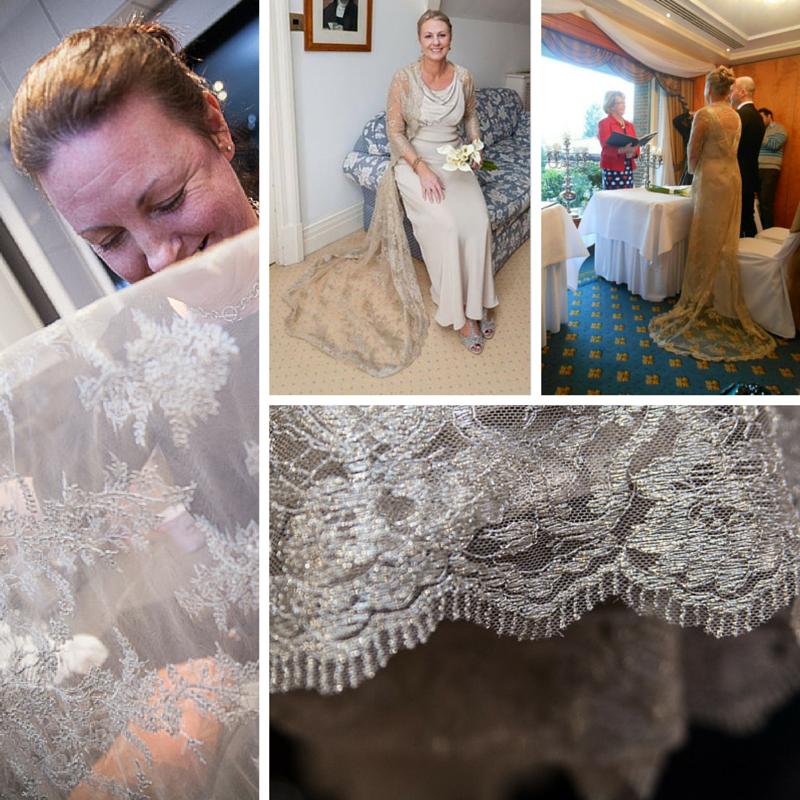 Wedding dress alterations Maidenhead