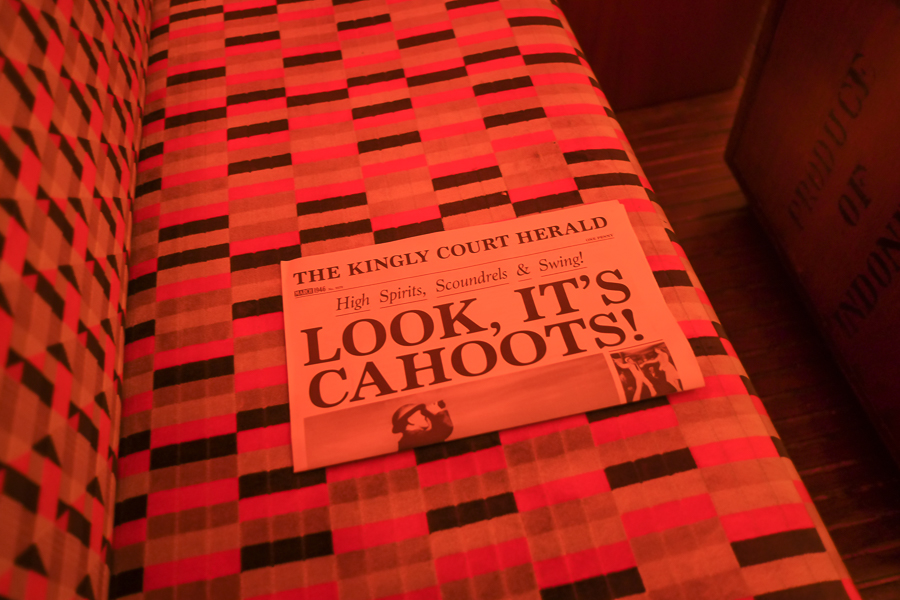 Cahoots Cocktail Bar London