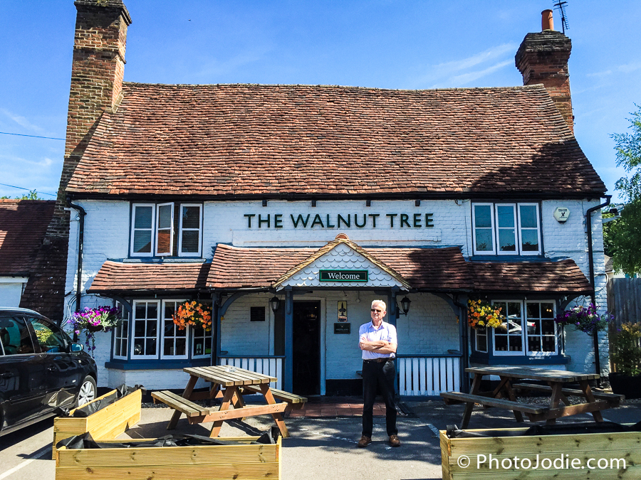 The Walnut Tree pub