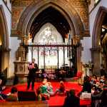 Keeping baby busy: Bach to Baby comes to Maidenhead