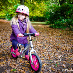 Burnham Beeches by Balance Bike