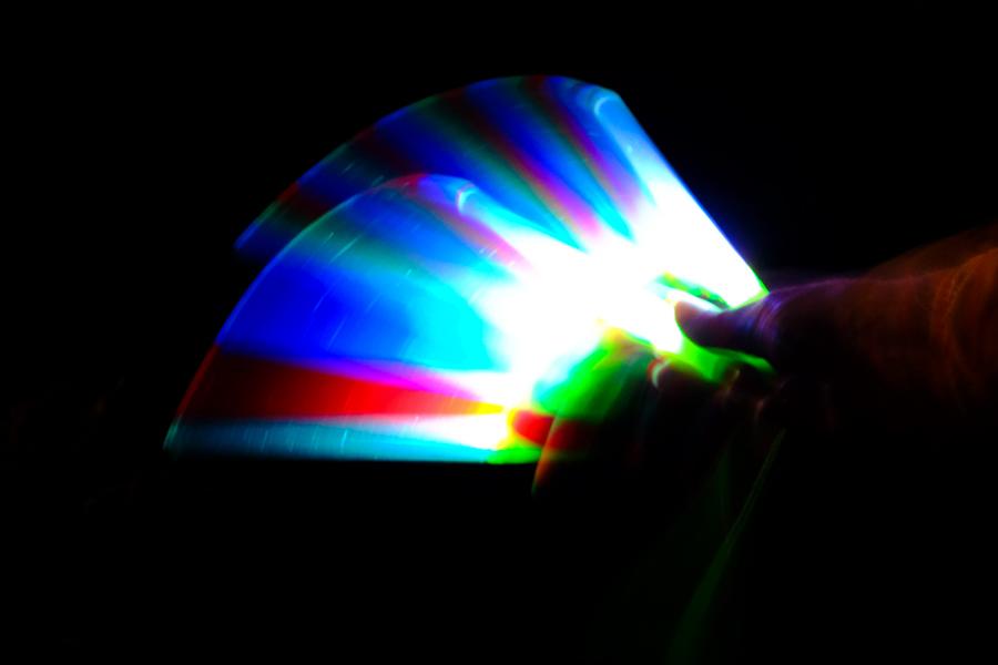 Clubbercise glowsticks Maidenhead