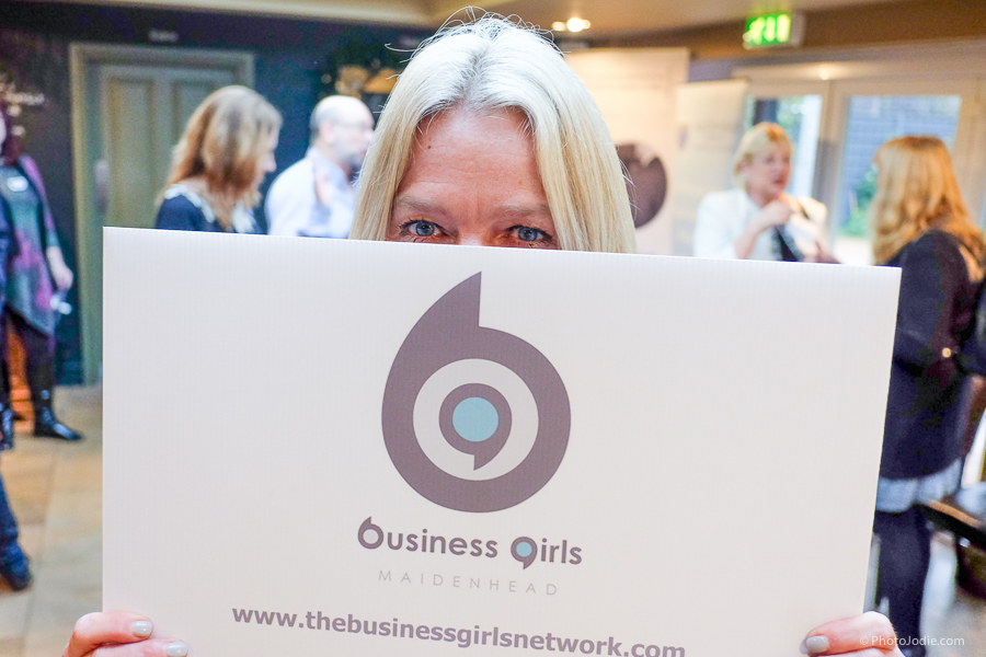 Amanda Ayres from Maidenhead Business Girls