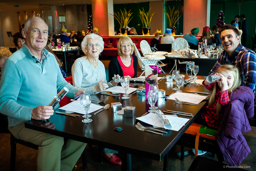 Festive Family Lunch Crowne Plaza Marlow