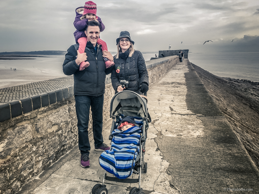 MeandMine Family portrait in Wales