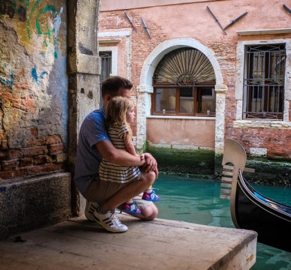 Venice is a beautiful place to visit and we have lovely memories to look back on.