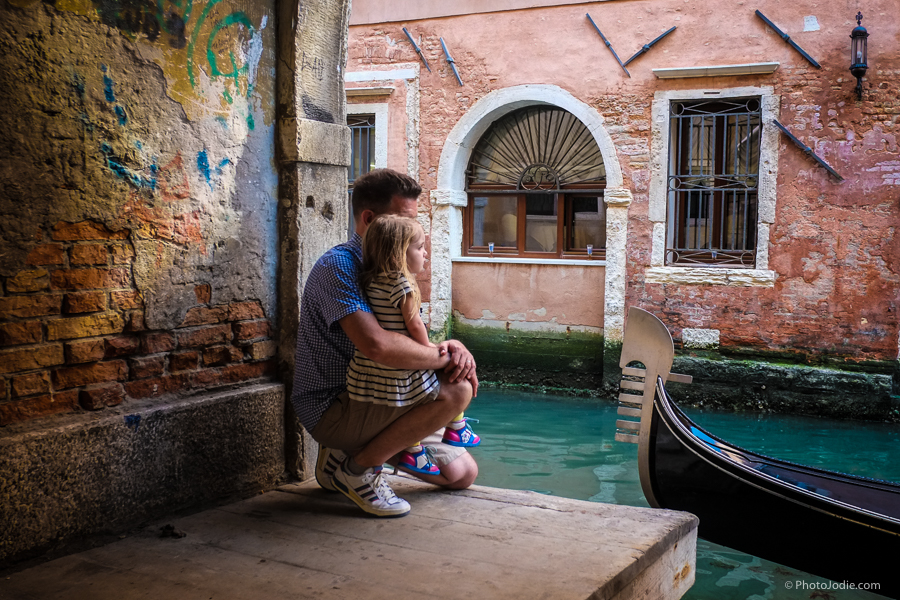 5 reasons to visit Venice with a toddler