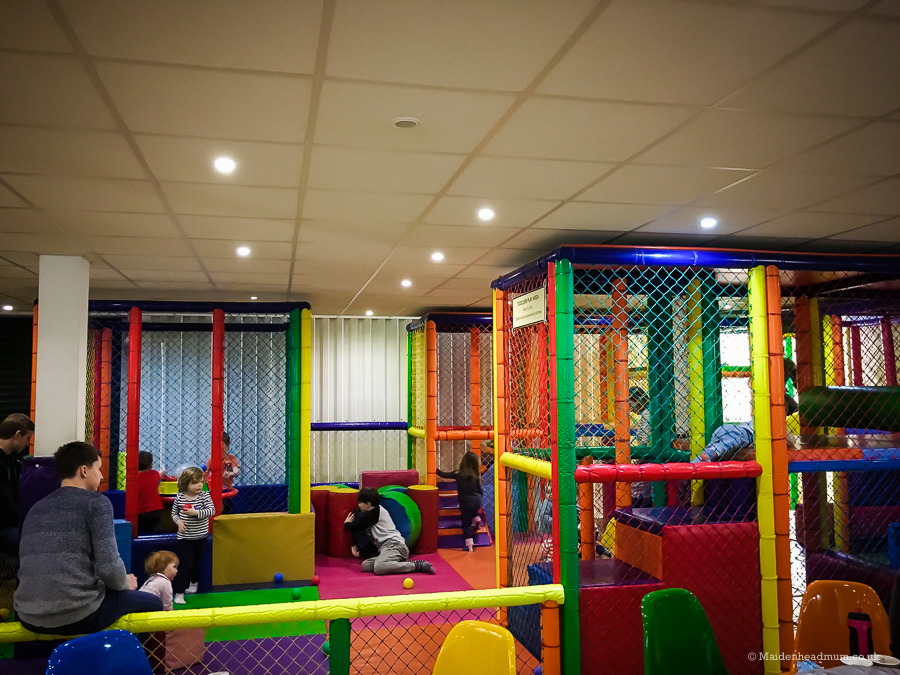 Soft Play at Odds Farm