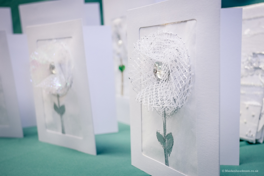 Maidenhead Mum- Craft Coop Wedding Event