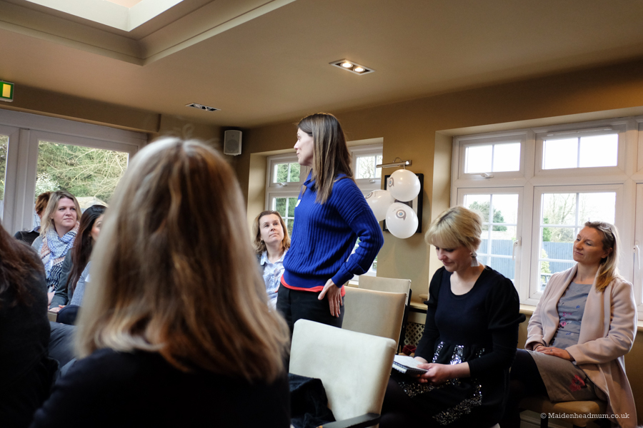 Maidenhead Mum- Tips for networking newbies