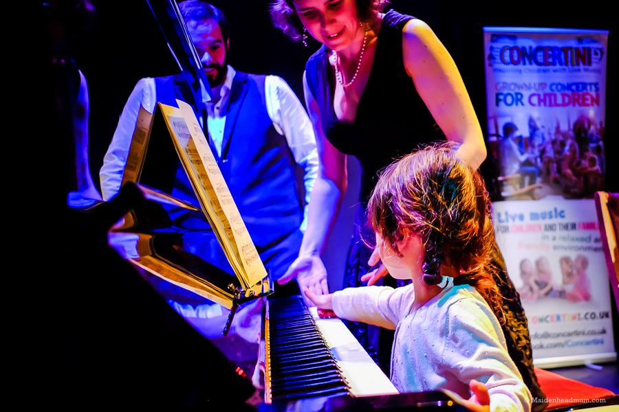 Maidenhead Mum: Concertini review