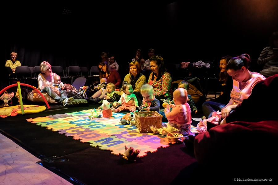 Maidenhead Mum- Concertini review