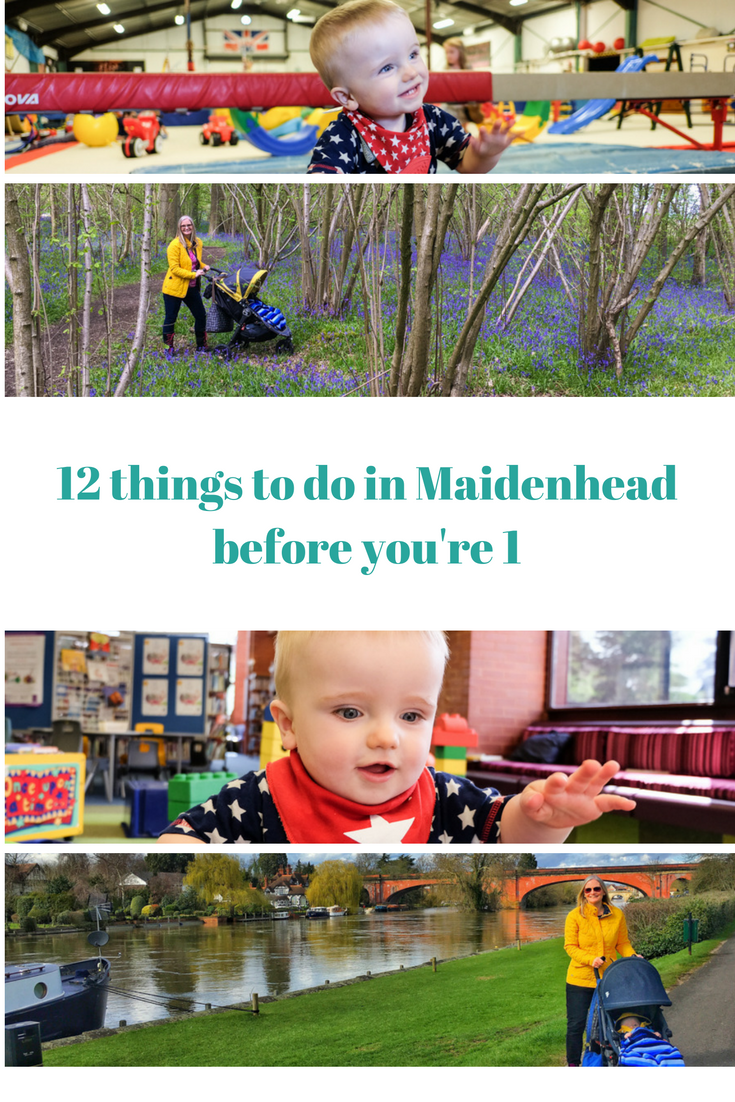 12 Things to do in Maidenhead before you're one. A handy list of ideas to keep the little ones busy, from strolls in the woods to playing in the gym.