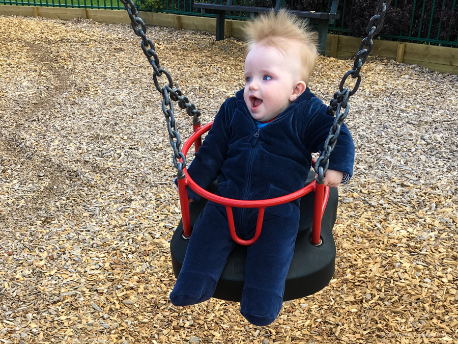 Maidenhead mum blog: Baby activities Maidenhead, Boyn Grove park