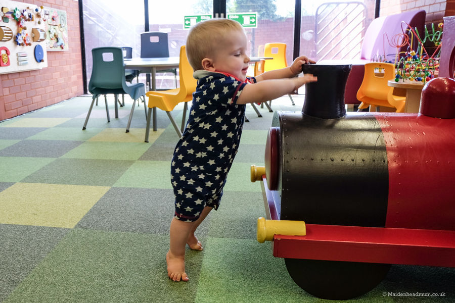 Baby activities maidenhead library