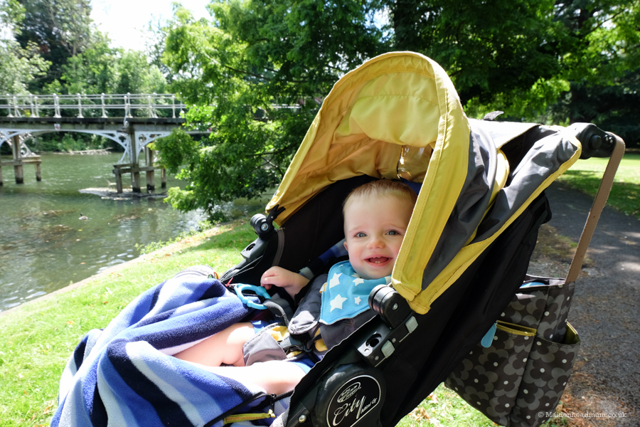 Baby activities Maidenhead: Guards park