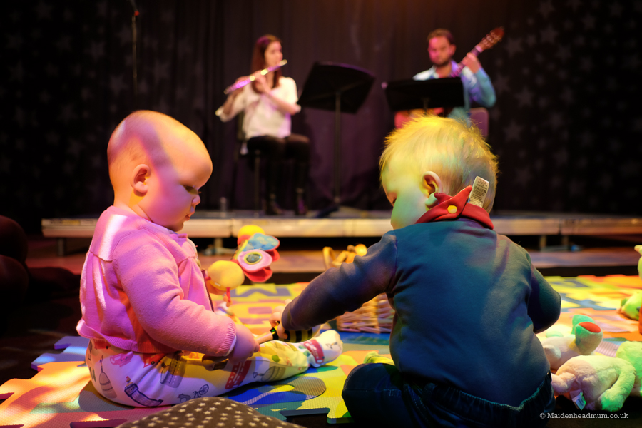 Maidenhead Mum Blog: Baby activities Maidenhead: Concertini concert for babies