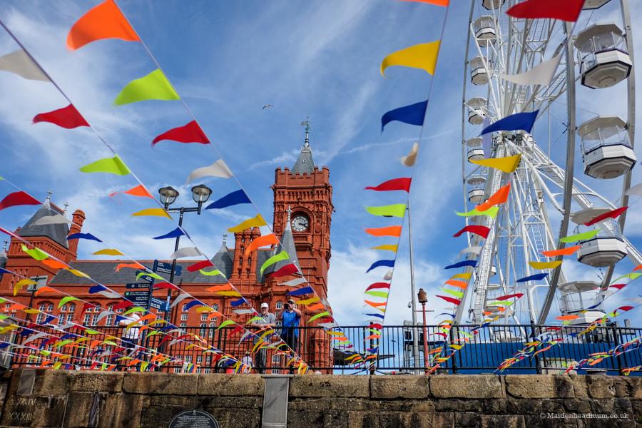 Cardiff atlantic quay