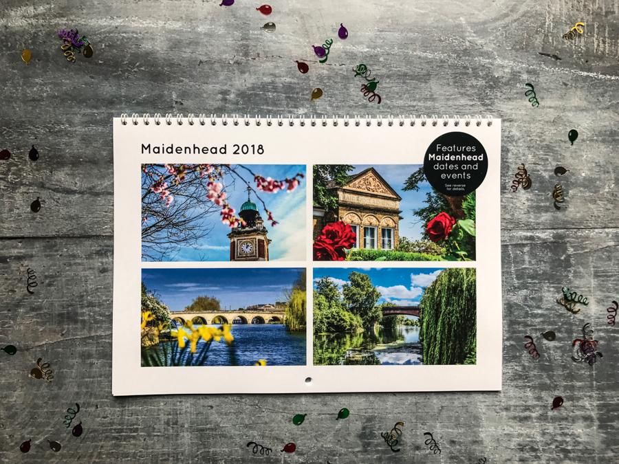 Maidenhead Calendar 2018