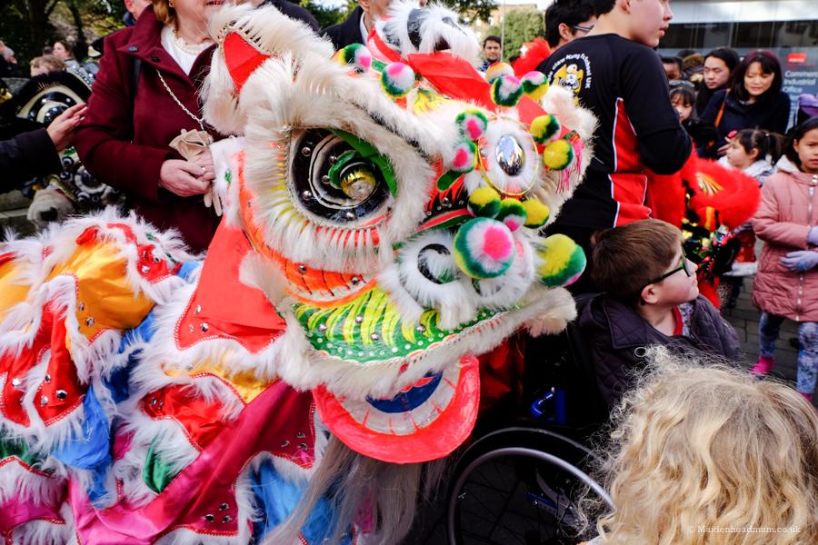 Chinese new year parade maidenhead