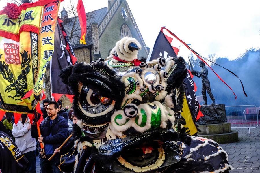 Chinese new year maidenhead