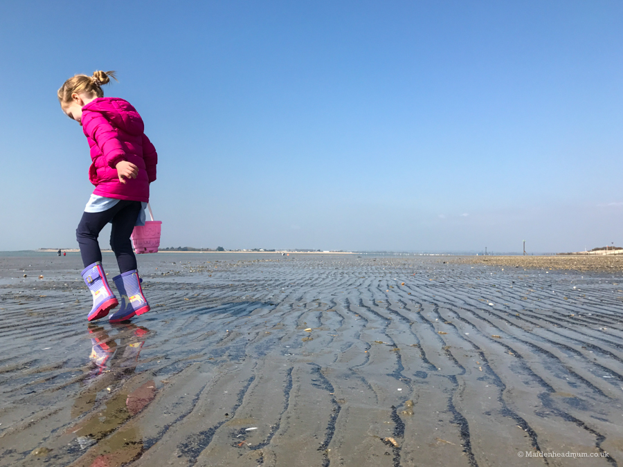 Maidenhead's closest beach? West Wittering explored.