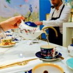 Time for tea: a visit to the Wedgwood Tea Conservatory