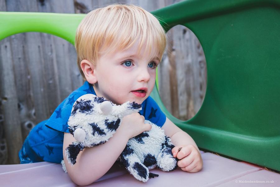 Toddler, taken with the Fuji XT2