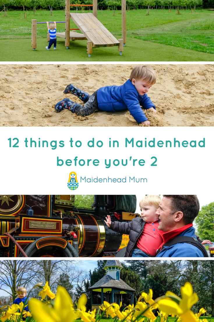 The ultimate guide to children's activities in Maidenhead, many of them free.