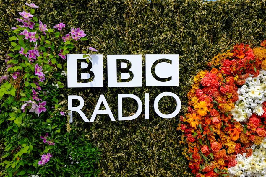 BBC Radio 2 at the Chelsea Flower Show