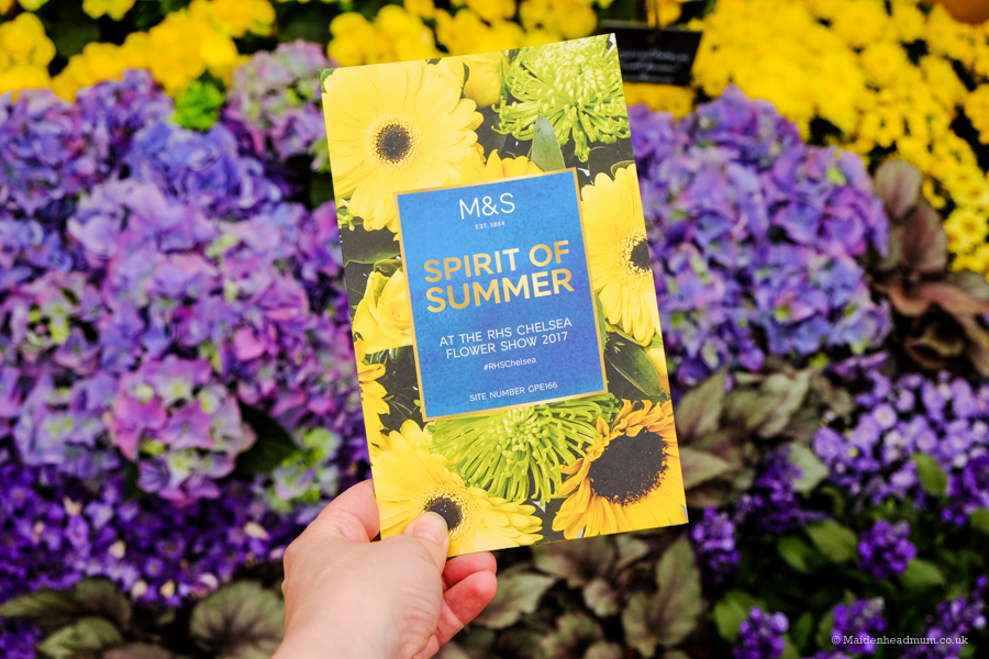 Sprit of the summer at The Chelsea Flower Show