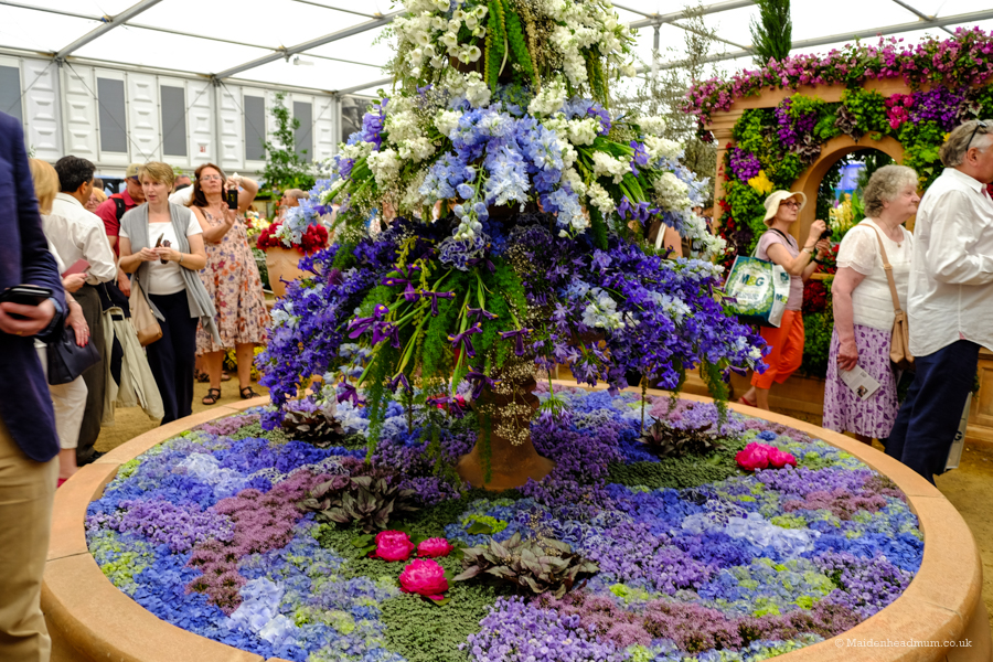 Spirit of Summer at The Chelsea Flower Show