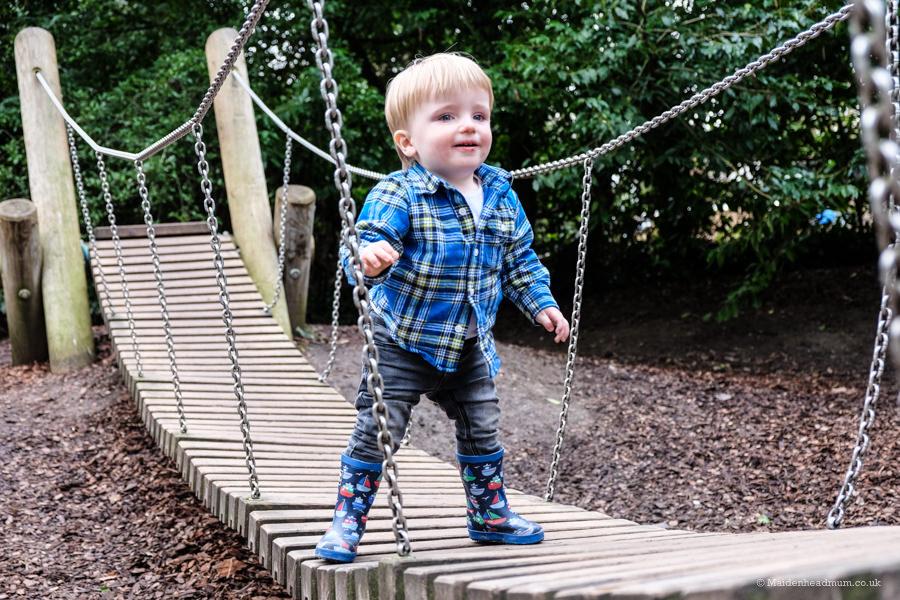 Ray Mill island: childrens activities Maidenhead