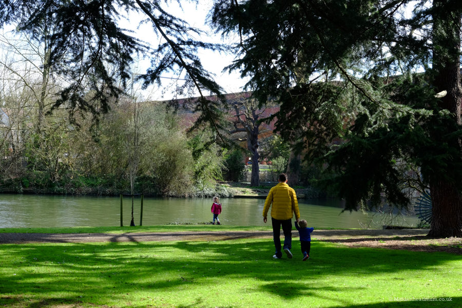 Guards club park: children's activities in Maidenhead