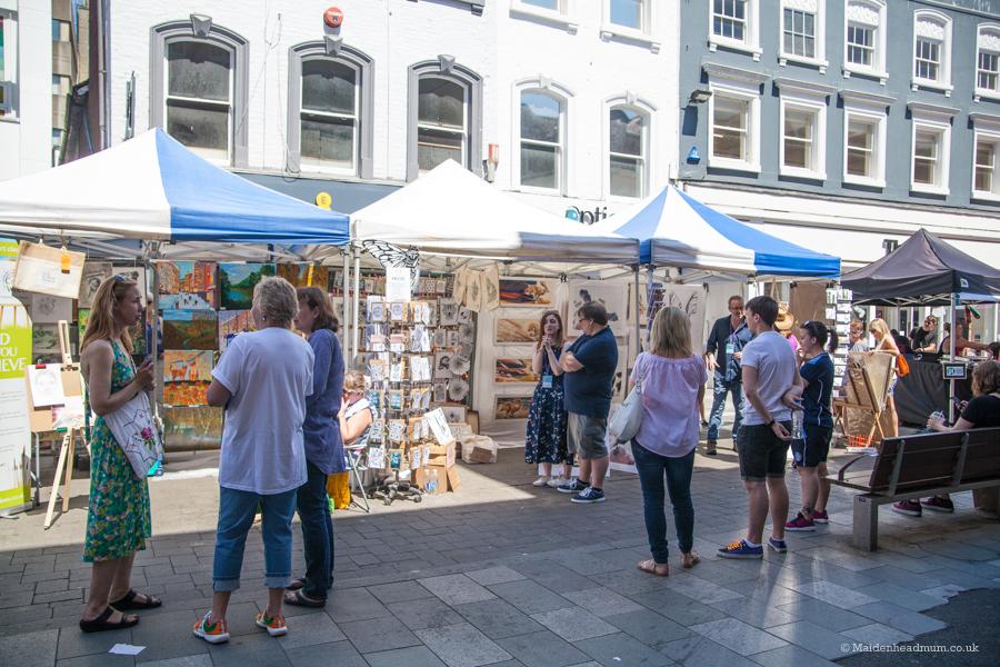 Maidenhead Art on the Street-