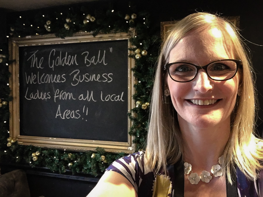 Maidenhead Business Girl at Golden Ball pub