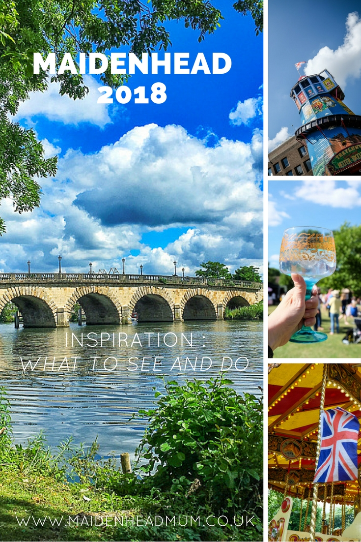 There are lots of things to look forward to in Maidenhead in 2018. This post features a round up of ideas from the people of Maidenhead.