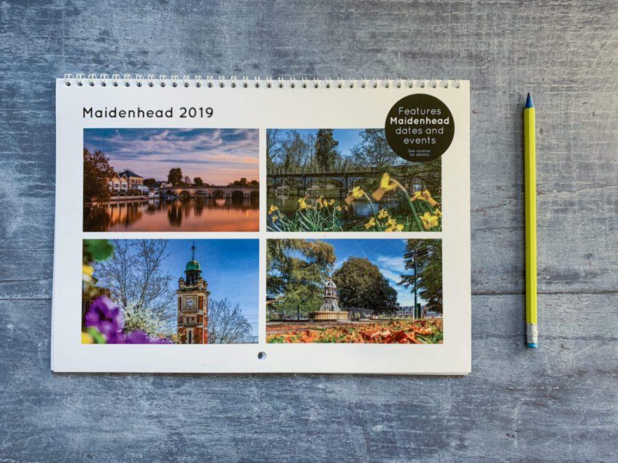 Maidenhead Calendar 2019