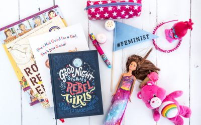 8 brilliant books to inspire a 5 year old feminist.