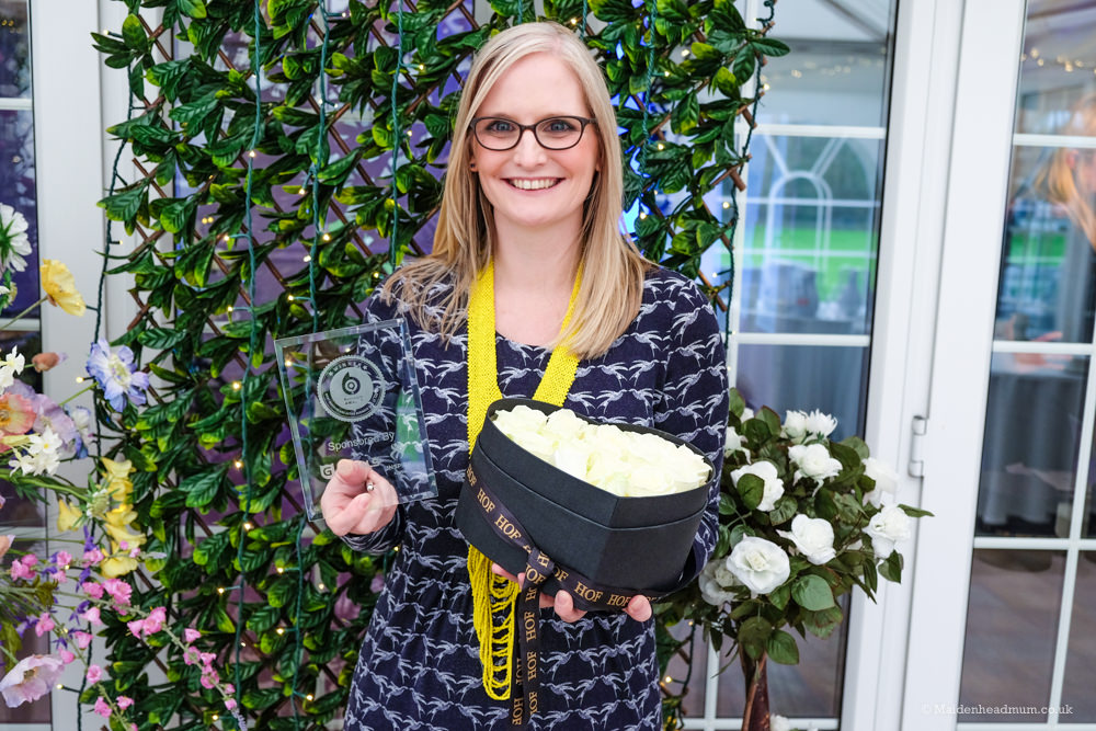 Maidenhead business Girls award winning