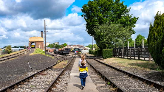 Daytrip to Didcot from Maidenhead