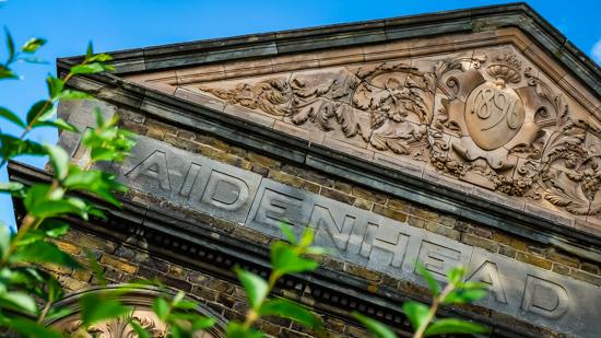 Maidenhead building