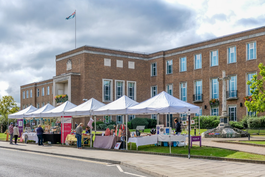Maidenhead Town Show 2017 at maidenhead Town Hall