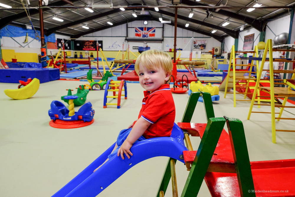 Soft play in Maidenhead: Phoenix Play gym